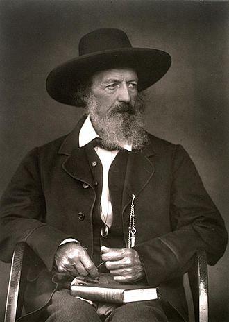 Symphony No. 2 (Elgar) - Alfred, Lord Tennyson