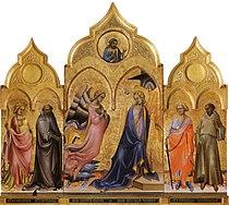 Lorenzo monaco, trittico dell'annunciazione.jpg
