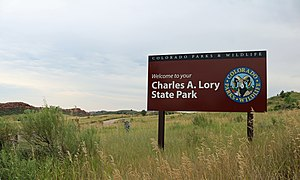 Lory State Park - Image: Lory State Park
