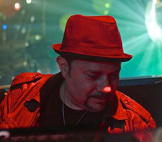 Little Louie Vega - Vega at Club Air, Tokyo – April 29, 2014