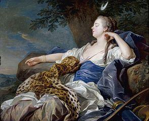 Diana in a Landscape