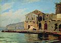 Louis Gurlitt - Strandhaus bei Sorrento.jpg