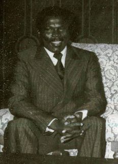 Prime Minister of the Republic of the Congo