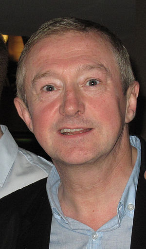 English: Louis Walsh from X Factor at Manchest...