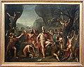 Louis david, leonida alle termopili, 1814, 01.jpg