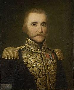 Le baron Romeuf, Louise Adélaïde Desnos, née Robin (1807-1870), 1843, Musée de l'Armée, Paris.