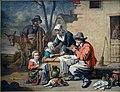 Louvre maitre aux beguins repas villageois.jpg
