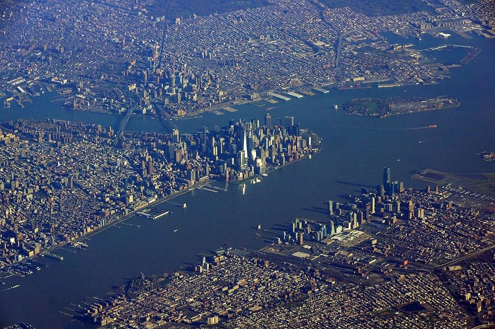 Lower Manhattan Areal April 2013b