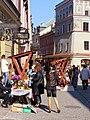 Lublin, Rynek Kiermasz 2008-02-08.jpg