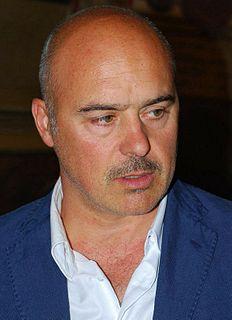 Luca Zingaretti Italian actor