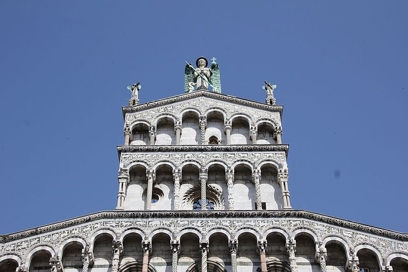 File:Lucca, chiesa di San Michele in Foro (04).jpg