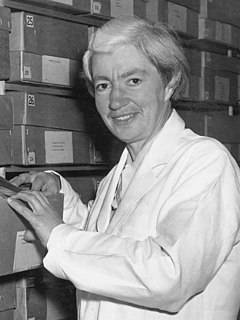 Lucy Moore (botanist) New Zealand botanist and ecologist (1906 - 1987)