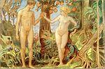 Ludwig von Hofmann Adam et Eve.jpg