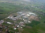 Luftbild AMD Dresden 2005
