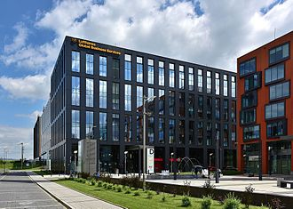 Shared services center - Lufthansa shared service centre in Kraków, Poland