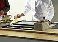 Luftiger Dashimaki Zubereitung auf der IFA Berlin 2012 PD 1.JPG