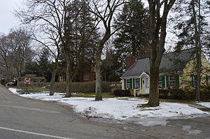 Ben Avon Heights, Pennsylvania - Houses on Lynton Lane