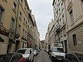 Lyon 2e - Rue de Condé direction Saône (janv 2019).jpg