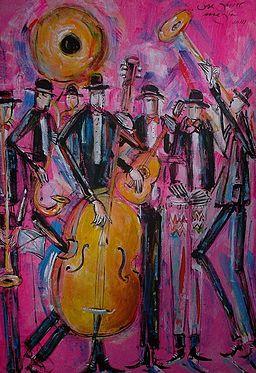 Músicos de Jazz Latino