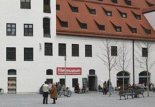 Munich Film Archive Film Museum in Munich, Germany