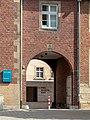 Münster, Johannisstraße 21, Durchgang zum Bibelmuseum -- 2020 -- 7947.jpg