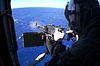 M240 machine gun fired from door of SH-60F Seahawk of HS-8 in 2003