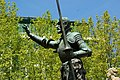 MADRID SOLI-LOQUIOS de QUIJOTE y SANCHO (3 de 10) - panoramio.jpg