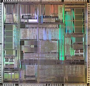 Motorola 68060 - Motorola MC68060RC50