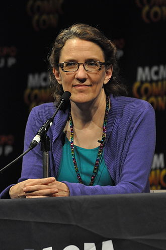 Jane Espenson - Image: MCM Once Upon A Time Panel DSC 3132 (8980685674)