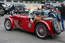 MG F2 Magna 2-seater Sports 1932