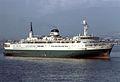 MS TAISETSU MARU2 anchoring in Hakodate port.jpg