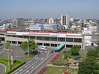 MT-Nishio Station-EastGate.jpg
