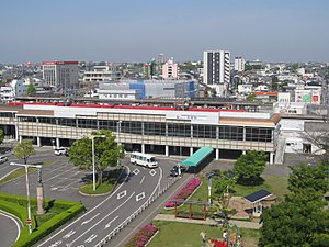 MT-Nishio Station-EastGate.jpg