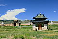 Mały budynek modlitewny w klasztorze Erdene Dzuu 02.jpg