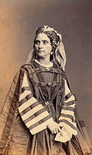 Madame Céleste French dancer and actress