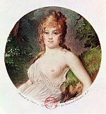 Madame Tallien, «punto di riferimento della moda nella Parigi del Direttorio, si presentò all'opera indossando solo una pelle di tigre»[3]