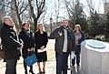 Madrid homenajea a todas las personas donantes de órganos con un monolito 05.jpg