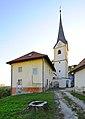 Magdalensberg Sankt Thomas 8 Pfarrhof und Pfarrkirche 15102011 423.jpg