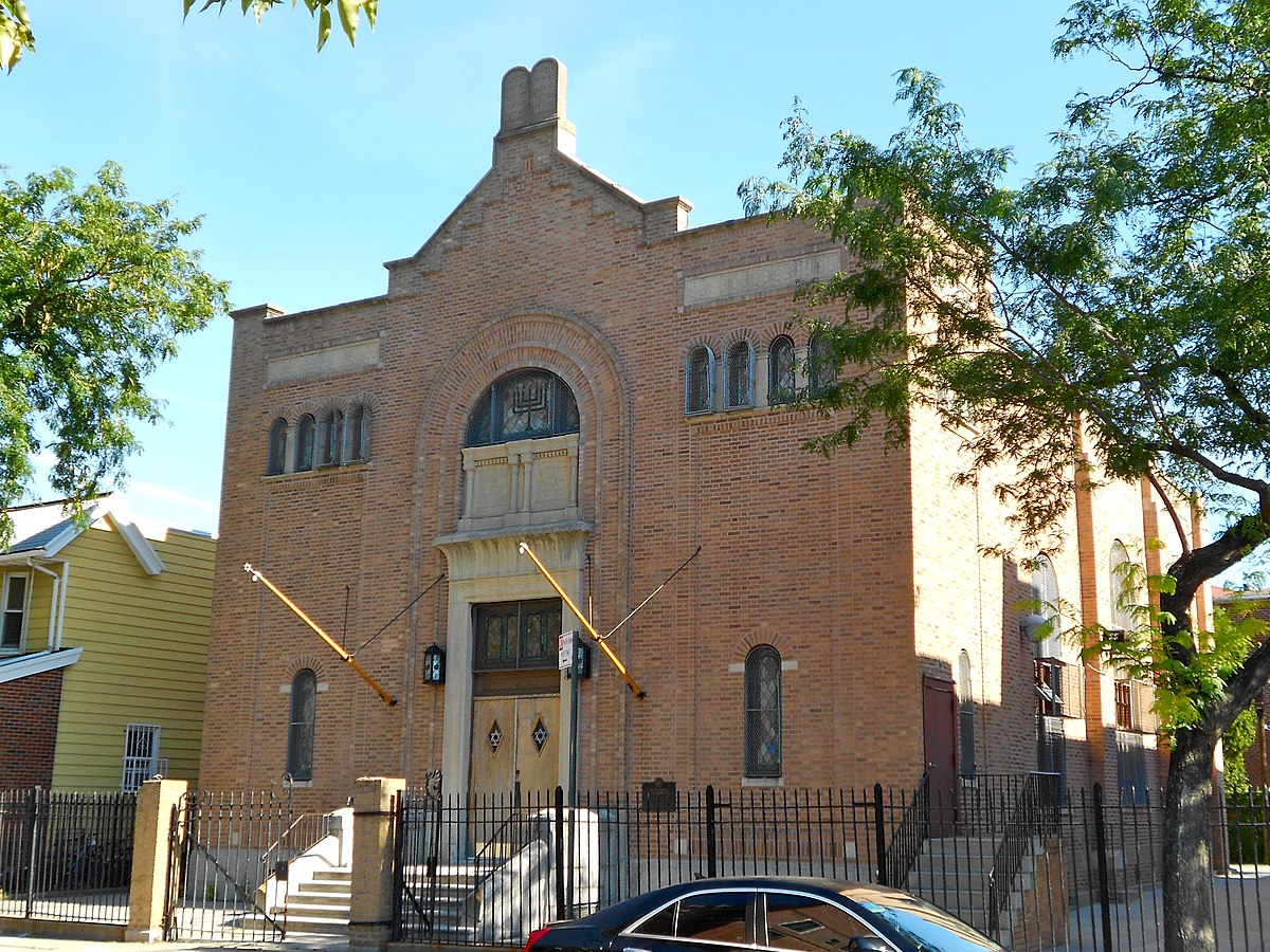 Magen David Synagogue (Brooklyn) - Wikipedia