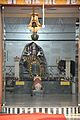 Mahakaleshwar Idol - Mahakaleshwar Mandir - 12 Dock Eastern Boundary Road - Kidderpore - Kolkata 2016-01-24 9102.JPG