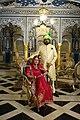Maharaj Surendra Singh & Rani Ratna Kumari.jpg