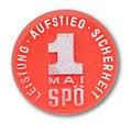 Maiabzeichen 1969 (6966362667).jpg