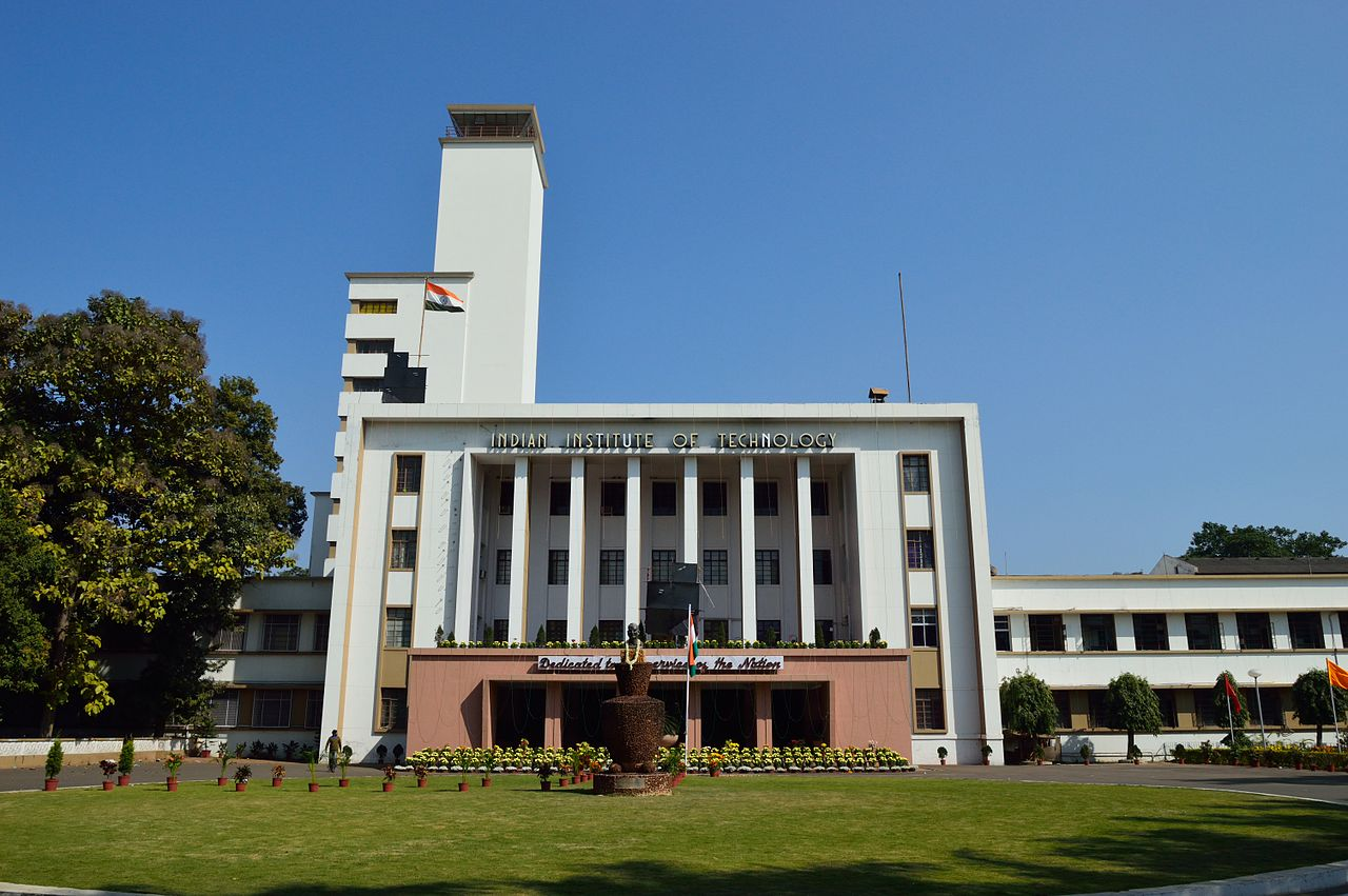 Midnapore India  city images : Building Indian Institute of Technology Kharagpur West Midnapore ...