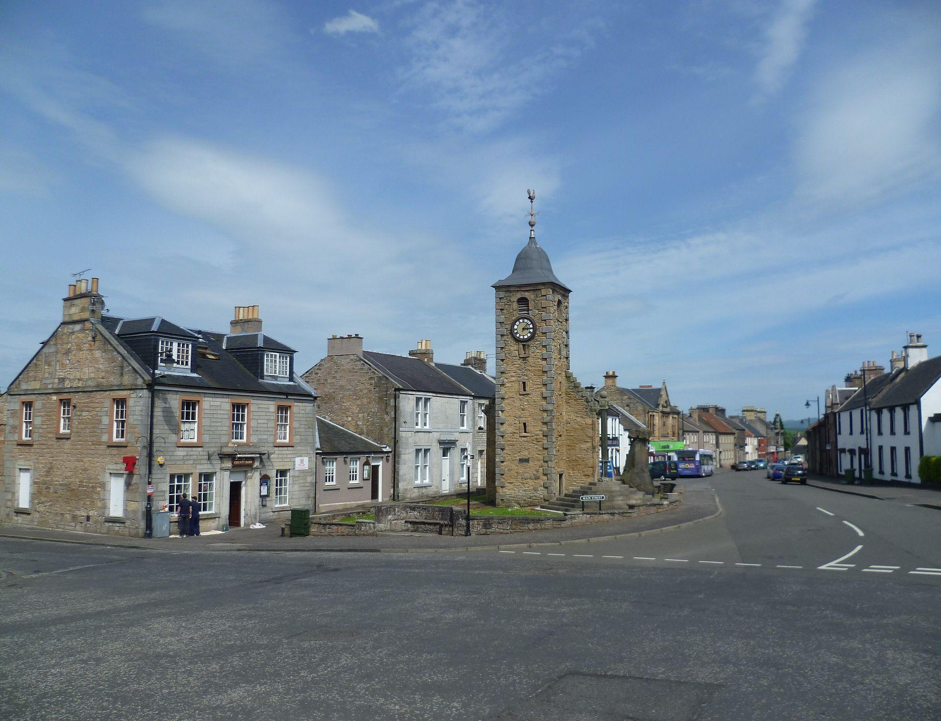 picture of Clackmannanshire.