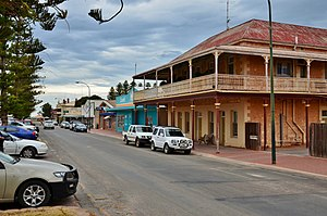 Cowell, South Australia - Main Street, Cowell