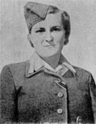 Female guards in Nazi concentration camps - Hermine Braunsteiner of KZ Majdanek