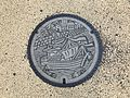 Manhole cover of Imari, Saga.jpg