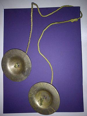 Taal (instrument) - Manjeera
