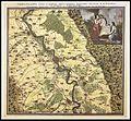 Mannheim und Umgebung Charta Palatina von C Mayer um 1775.jpg