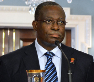 Vice President of Angola - Image: Manuel Vicente 2014 DOS